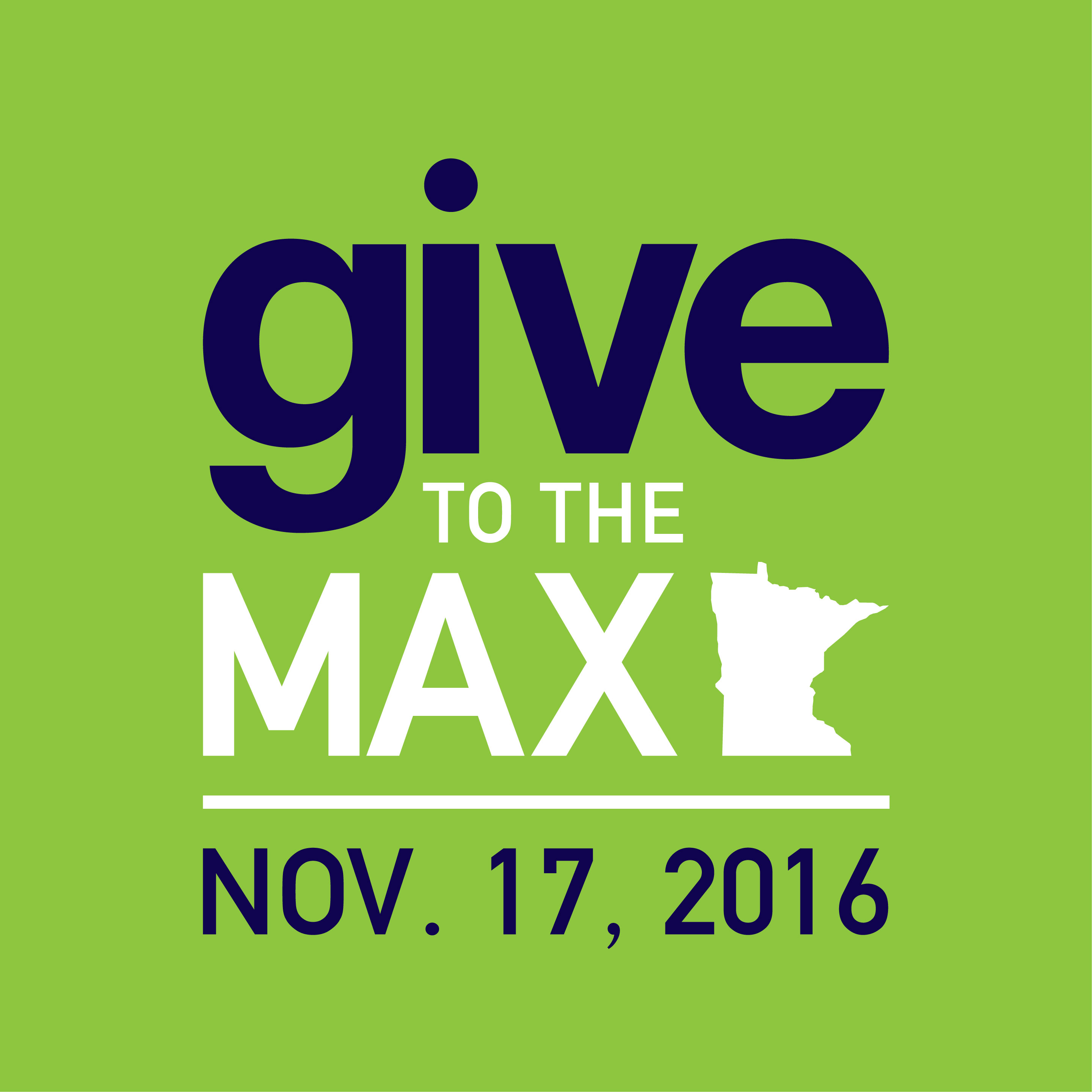 Give to The Max MSA
